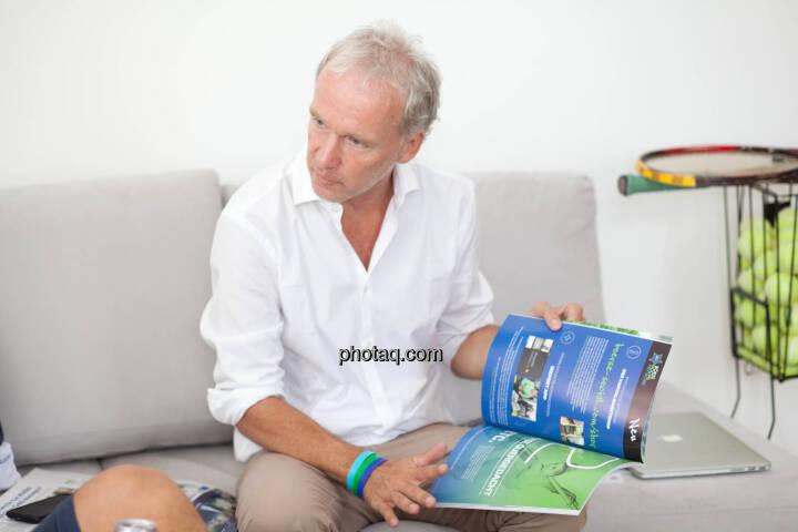 Christian Drastil (Herausgeber Börse Social Magazine) - (Fotocredit: Michaela Mejta für photaq.com)