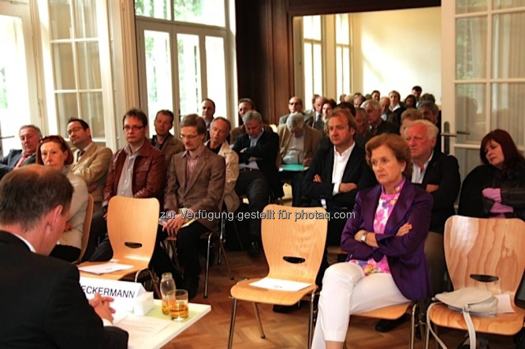 IVA Jahresversammlung (25.05.2013)