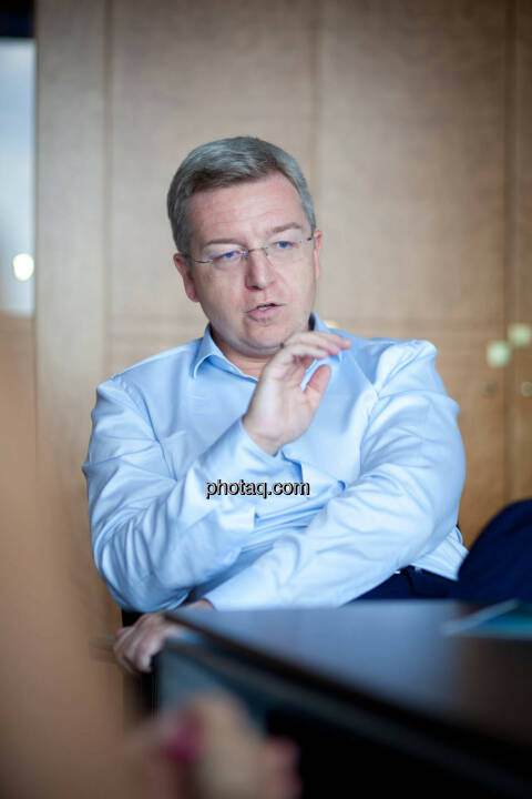 Michael Höllerer (Raiffeisen Bank International) - (Fotocredit: Michaela Mejta für photaq.com)