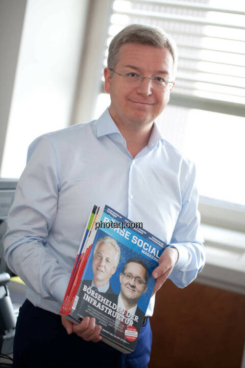 Michael Höllerer (Raiffeisen Bank International) - (Fotocredit: Michaela Mejta für photaq.com)