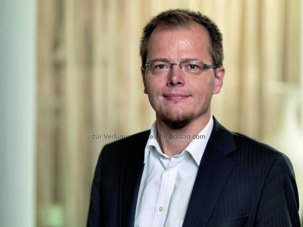 René Geist, HP-Partner-Manager, S&T AG; Foto: S&T (11.09.2017)