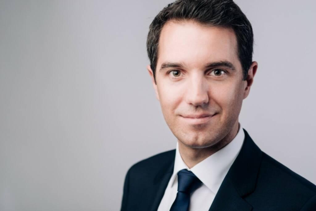 Nikolai Rizzo übernimmt die Position des CFO bei Microsoft Österreich; Foto: Microsoft Österreich, © Aussendung (11.09.2017)