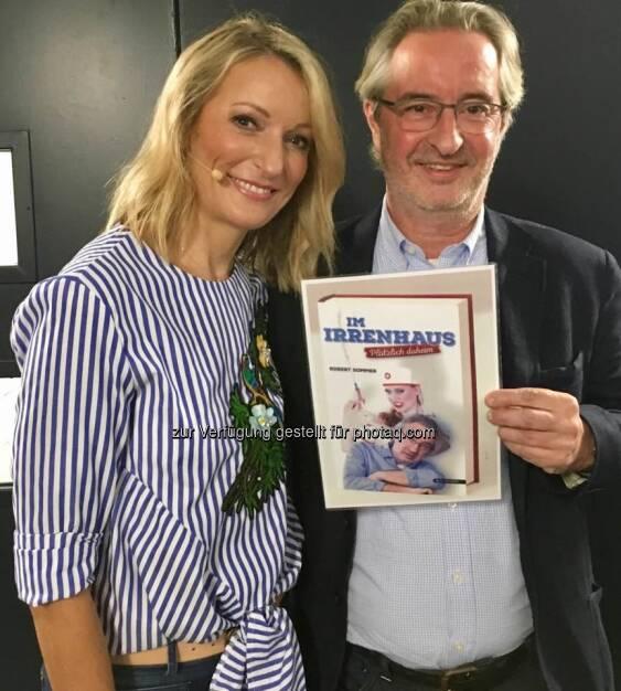 Monika Gruber, Robert Sommer (12.09.2017)