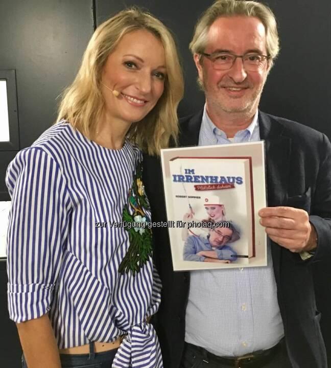 Monika Gruber, Robert Sommer