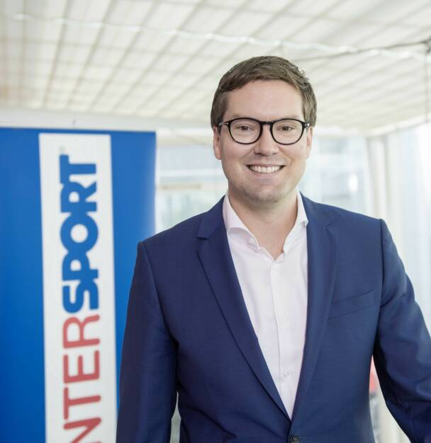 Intersport Austria: Ralph Hofmann neuer Head of Marketing; Fotocredit: Intersport, © Aussendung (12.09.2017)