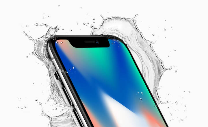 iPhone X, Apple (Fotocredit: Apple)