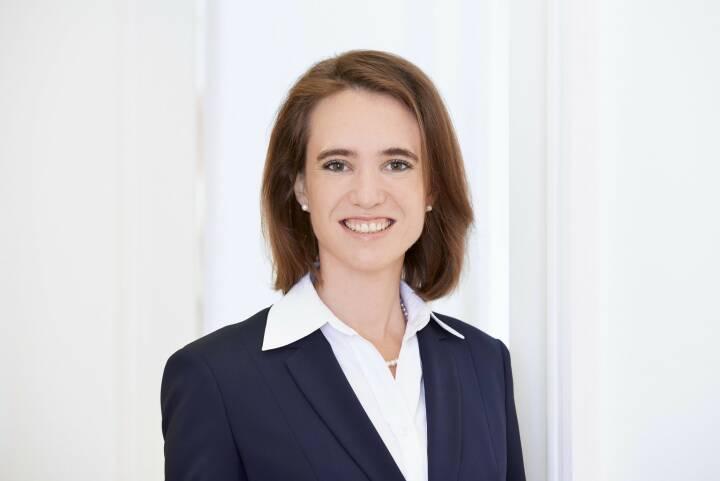 Anna Katharina Marx verstärkt seit Kurzem das Private Banking Team der Zürcher Kantonalbank Österreich AG am Standort Wien, Bild: Zürcher Kantonalbank Österreich AG
