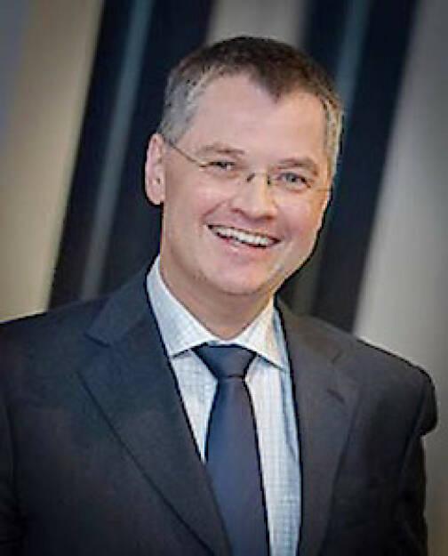 Thomas Uher zum 4. Vorstandsmitglied der Volksbank Wien AG ernannt. Sein Zuständigkeitsbereich wird das Ressort Risiko umfassen. Fotocredit: Dr. Thomas Uher, © Aussendung (19.09.2017)