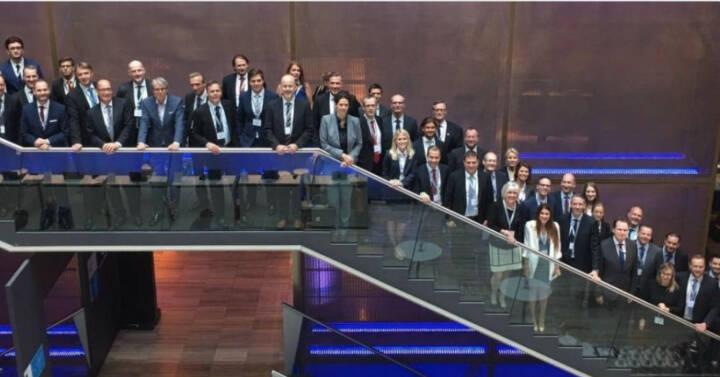 Baader Bank: Die viertägige Baader Investment Conference fand vergangene Woche bereits zum sechsten Mal sehr erfolgreich in München statt und sorgte mit rund 750 Investoren aus 33 Ländern und 175 börsennotierten Unternehmen aus Deutschland, der Schweiz und Österreich erneut für einen Teilnehmerrekord.