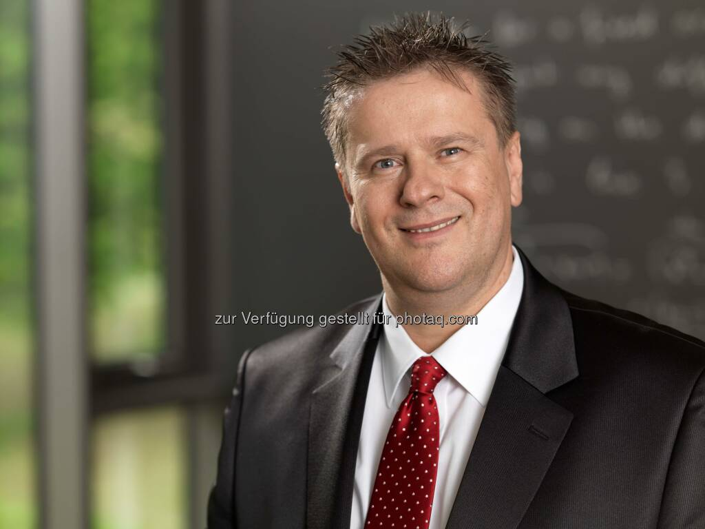 S&T-CEO Hannes Niederhauser; Foto: snt.at, © Aussender (27.09.2017)