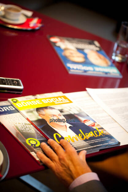 Börse Social Magazine - (Fotocredit: Michaela Mejta für photaq.com), © Michaela Mejta für photaq.com (02.10.2017)