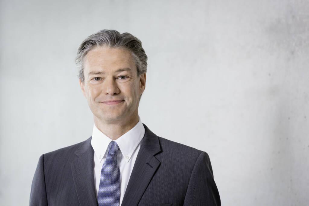 Michael Söding wird mit Wirkung zum 1. Januar 2018 zum Mitglied des Vorstandes der Schaeffler AG bestellt; Fotocredit: Schaeffler, © Aussendung (06.10.2017)