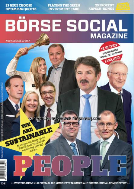 Das neue Magazine ... (09.10.2017)