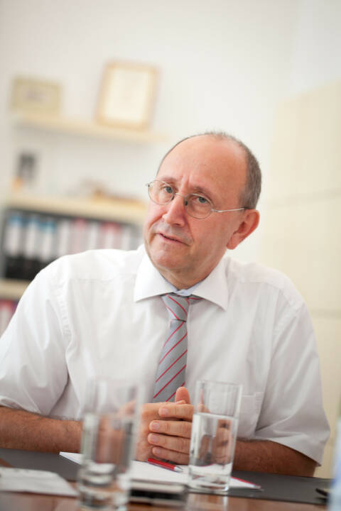 Ludwig Nießen (Wiener Börse), Foto: Michaela Mejta