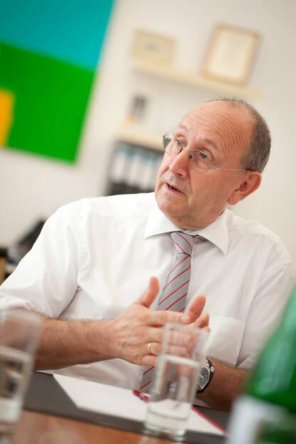 Ludwig Nießen (Wiener Börse), Foto: Michaela Mejta (10.10.2017)
