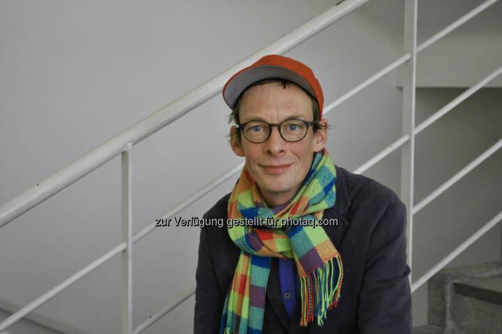 KÜNSTLERHAUS: Tim Voss neuer künstlerischer Leiter des Künstlerhauses (Fotocredit: Künstlerhaus)