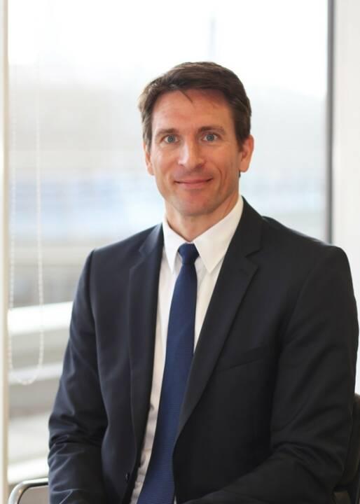 Schroders gibt die Neueinstellung von Frank Thormann als Portfolio Manager im Bereich Global Equities bekannt; Foto: Schroders