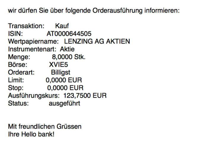 Kauf Lenzing für #100100hello #goboersewien