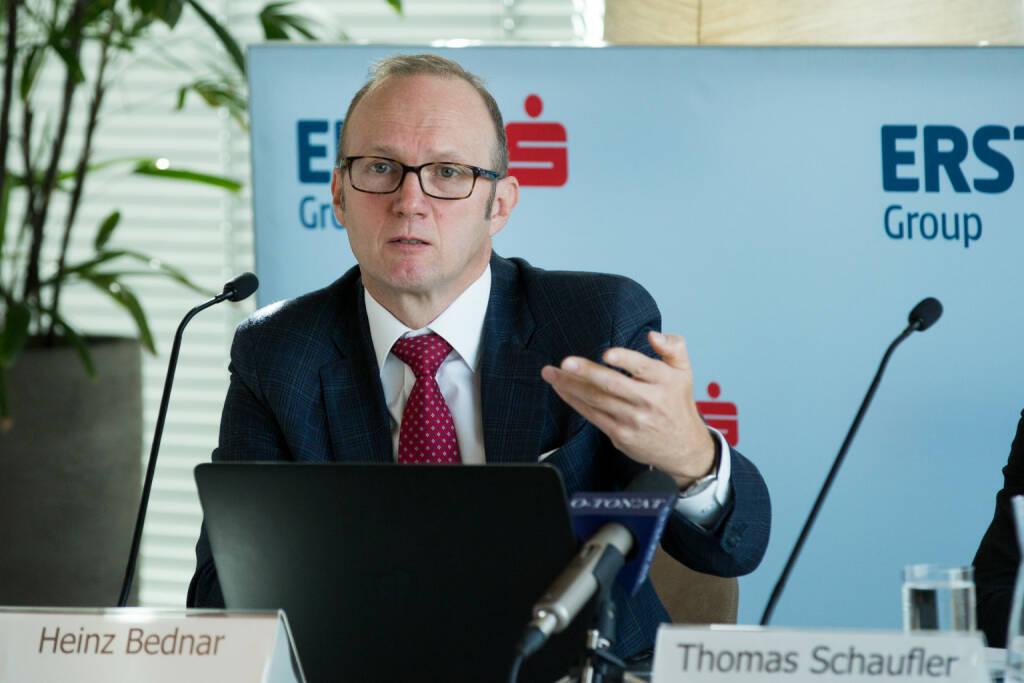 Heinz Bednar, Geschäftsführer der Erste Asset Management; Fotocredit: Erste Bank, © Aussender (12.10.2017)