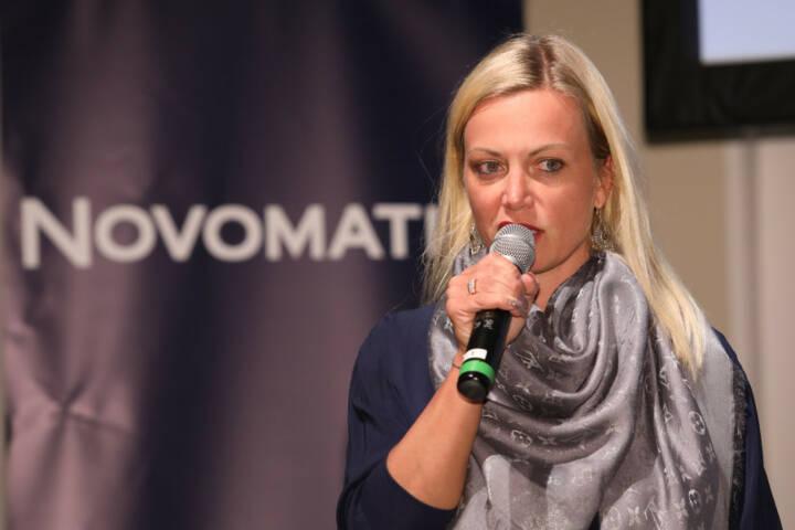 Dr. Monika Poeckh-Racek (Vorstandsvorsitzende ADMIRAL Casinos & Entertainment AG); Bildcredit: Willy Lehmann Markenagentur /APA-Fotoservice/Schedl