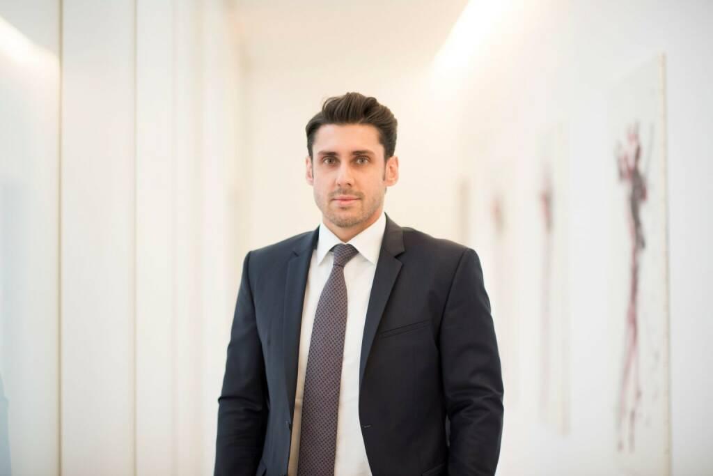 Paul Höntsch verstärkt als Rechtsanwalt das Team der HLMK Rechtsanwälte GmbH; Bild: HLMK Rechtsanwälte, © Aussendung (16.10.2017)