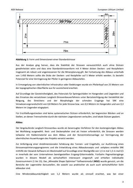 European Lithium: Studie zeigt Technische und wirtschaftliche Tragfähigkeit des Lithiumprojekts Wolfsberg, Seite 3/13, komplettes Dokument unter http://boerse-social.com/static/uploads/file_2367_european_lithium_studie_zeigt_technische_und_wirtschaftliche_tragfahigkeit_des_lithiumprojekts_wolfsberg.pdf (18.10.2017)