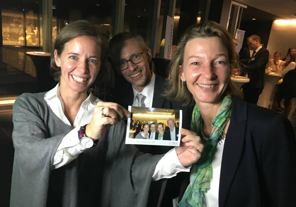 Schau auf das Bild 1090 Wien: Bettina Zuccato (Sanochemia), Doris Gstatter (IR+mehr) (18.10.2017)