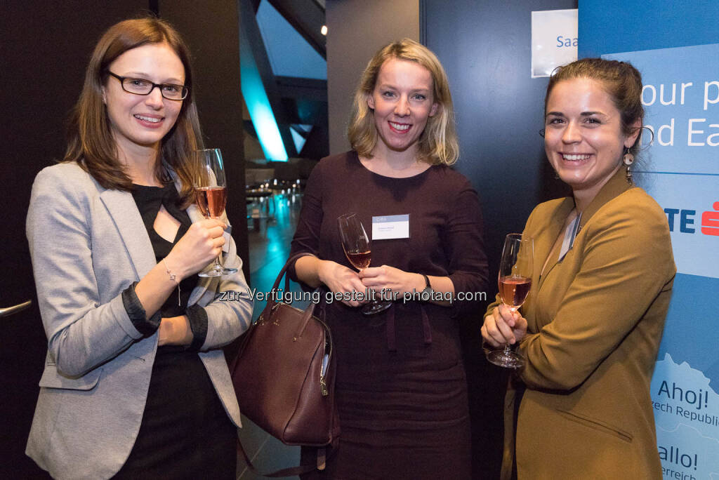 Susanne Reindl, Valerie Streibel 25 Jahre C.I.R.A., © C.I.R.A./APA-Fotoservice/Martin Lusser (18.10.2017)