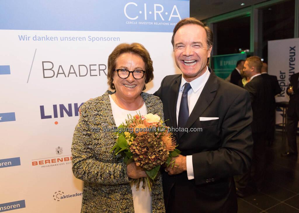 Carina Lafite, Thomas Winkler, © C.I.R.A./APA-Fotoservice/Martin Lusser (18.10.2017)