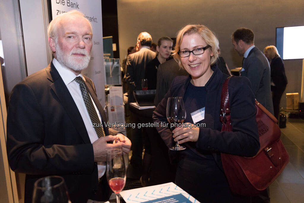 Marius Perger, Susanne Steinböck, © C.I.R.A./APA-Fotoservice/Martin Lusser (18.10.2017)