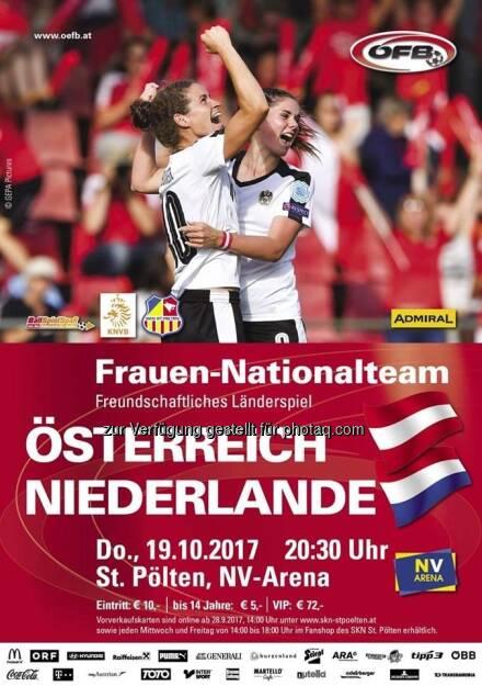 Frauen-Nationalteam (19.10.2017)