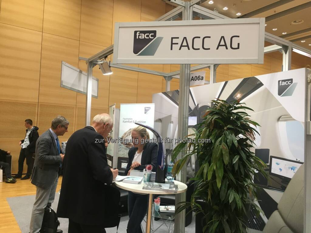 Facc, Messestand (19.10.2017)