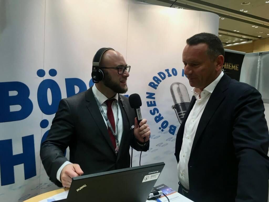 börsenradio.at-Interview mit Palfinger-CEO Herbert Ortner (19.10.2017)