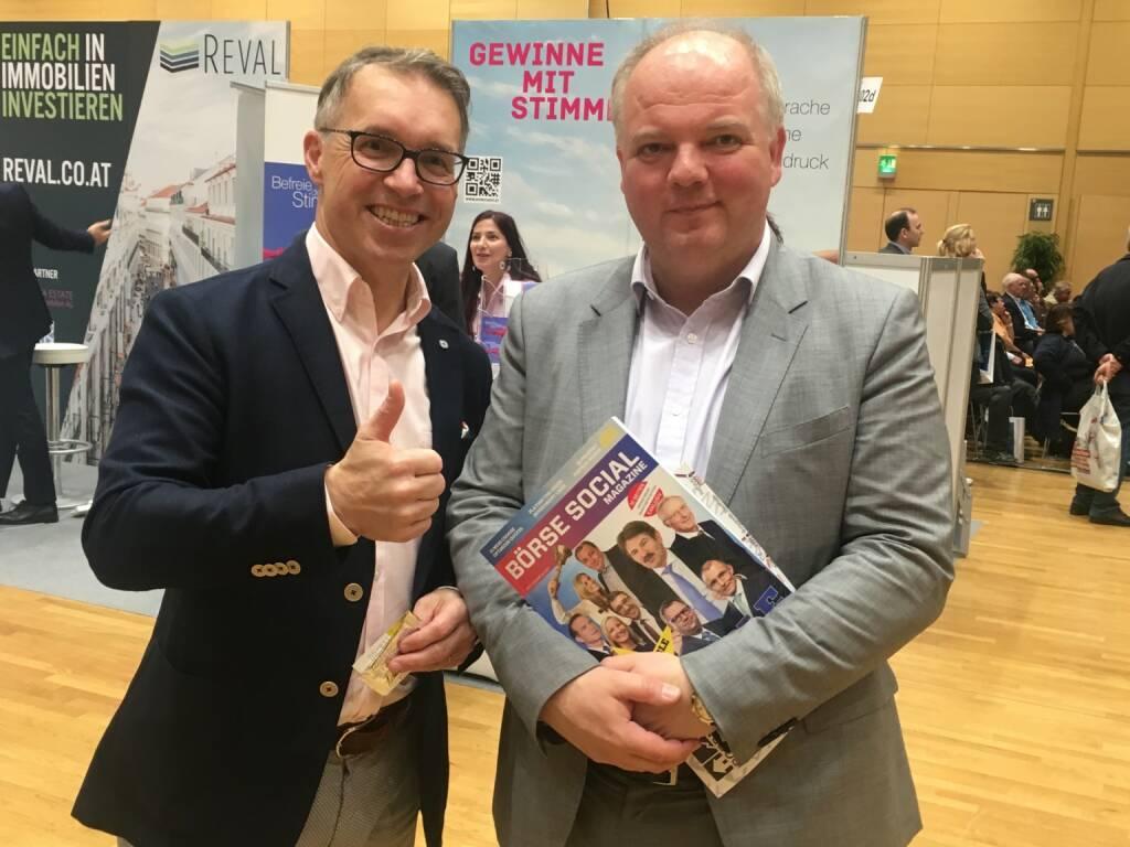 Alfred Reisenberger und Lukas Stipkovich (19.10.2017)