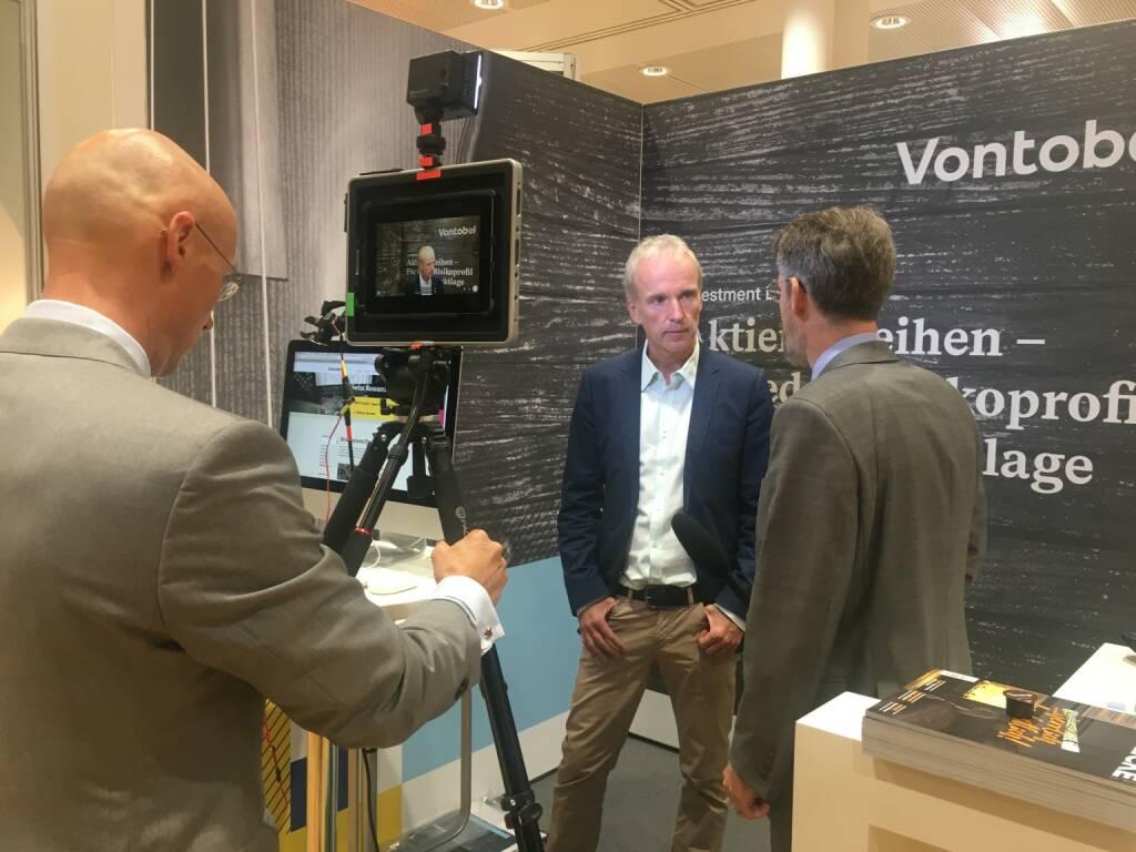 Christian Drastil mit Heiko Geiger (Vontobel) (19.10.2017)