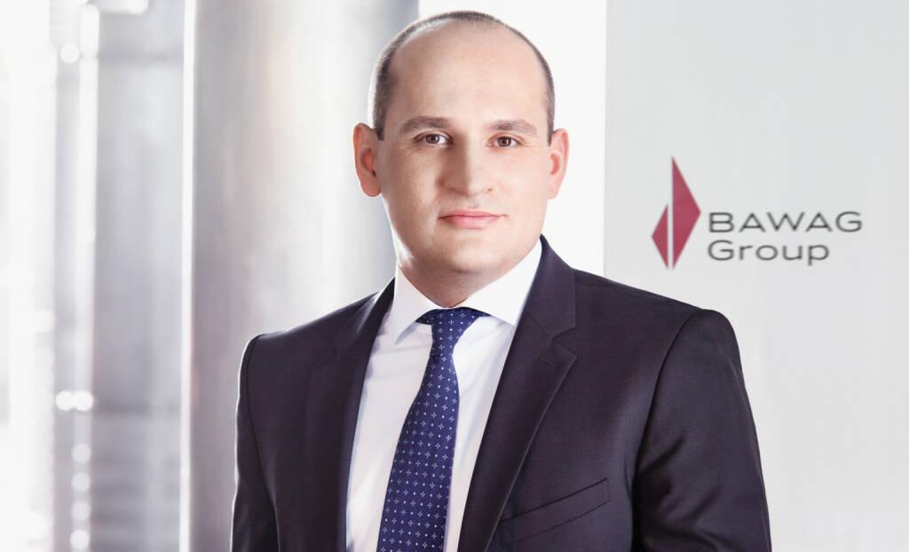 Enver Sirucic, CFO, Bawag, Fotocredit: Bawag, © Aussender (24.10.2017)