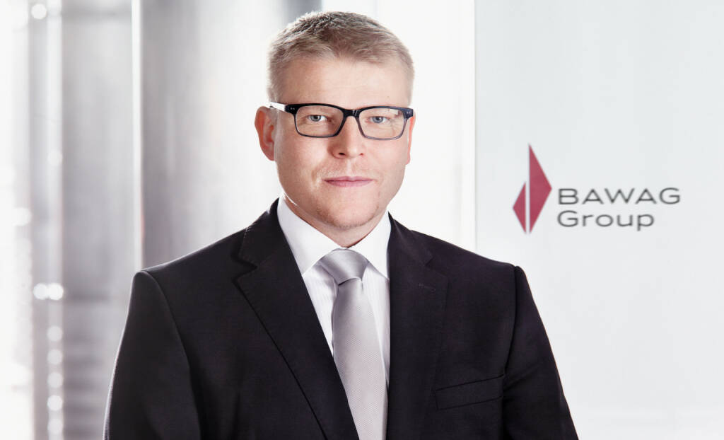 Stefan Barth, Chief Risk Officer, Bawag, Fotocredit: Bawag, © Aussender (24.10.2017)