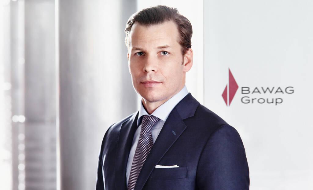 David O'Leary, Member of the Managing Board, BAWAG P.S.K. Retail, Fotocredit: Bawag, © Aussender (24.10.2017)