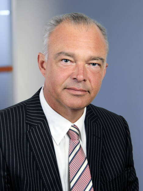 Der Asset Manager Assenagon bestellt Hubert Dänner  zum neuen Head of Sales. Bildquelle: Assenagon, © Aussendung (26.10.2017)