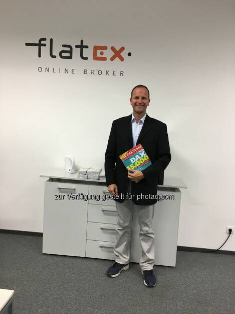 Der Aktionär SE @ flatex.at Wien... (03.11.2017)
