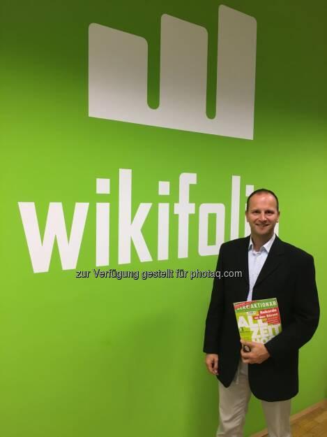 SE im wikifolio Headquarter in Wien... (03.11.2017)
