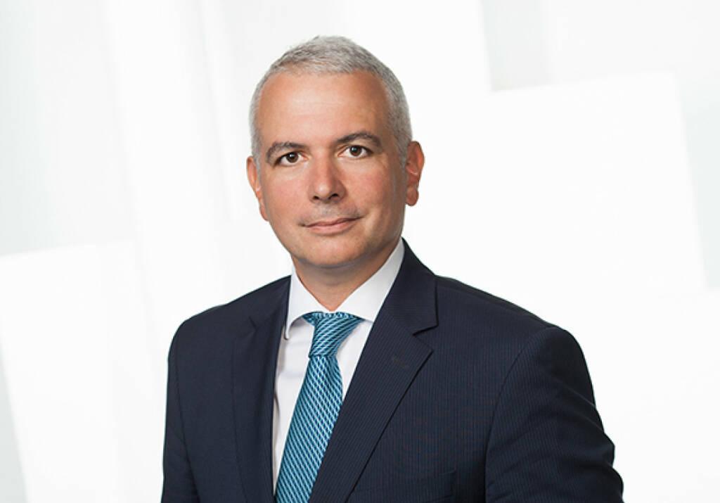 BONUS Pensionskassen Aktiengesellschaft: Claudio Gligo ist neuer Bereichsleiter des Asset Managements der BONUS-Gruppe, Fotocredit: BONUS Pensionskassen Aktiengesellschaft, © Aussendung (06.11.2017)