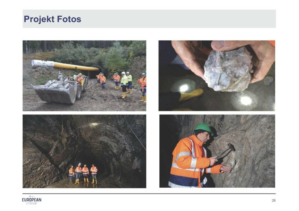 Präsentation European Lithium - Fotos (07.11.2017)