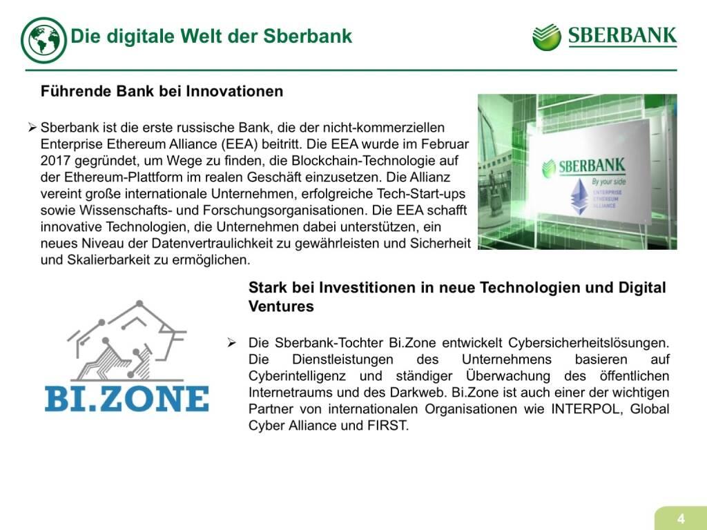 Präsentation Sberbank - digitale Welt (07.11.2017)