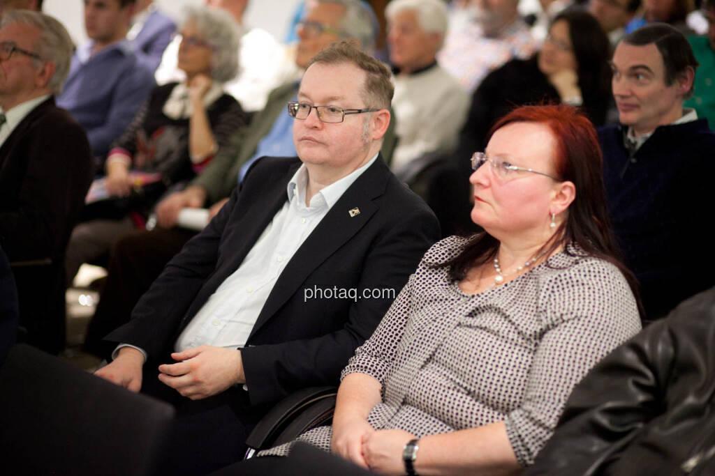 Gregor Rosinger und Yvette Rosinger (Rosinger Group) - (Fotocredit: Michaela Mejta for photaq.com), © Michaela Mejta (08.11.2017)
