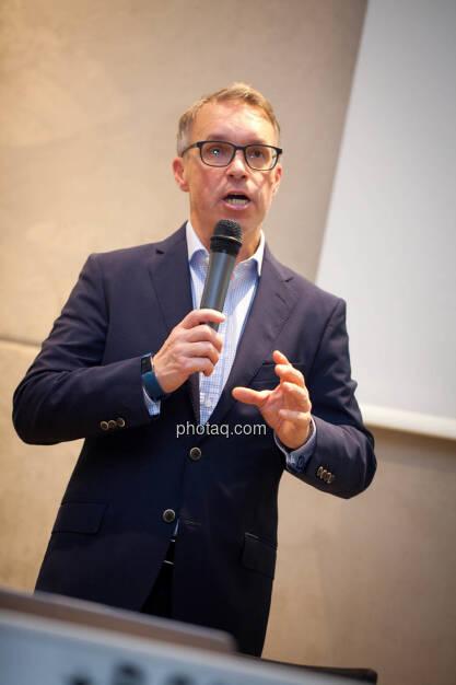 Alfred Reisenberger (Research, Sigma Investment) - (Fotocredit: Michaela Mejta for photaq.com), © Michaela Mejta (08.11.2017)