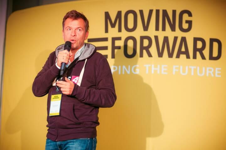 PULS 4-CEO und Medienmanager des Jahres Markus Breitenecker, © Adrian Almasan/Good Life Crew