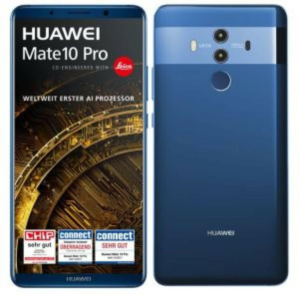 Mit dem Huawei Mate10 Pro wird künstliche Intelligenz mobil: Künstliche Intelligenz (Artificial Intelligence, kurz AI) ist nicht mehr nur eine Technologie für High-End-Computer – dank Huawei ist sie jetzt für jeden überall verfügbar. Dem White Paper der International Data Corporation (IDC) zufolge, wird AI als Standardprogramm in eine neue Reihe von Smartphones aufgenommen. Dieses White Paper der IDC wird aufzeigen, wie AI die Welt der Smartphones in Zukunft verändern wird. Credit: Huawei, © Aussendung (13.11.2017)