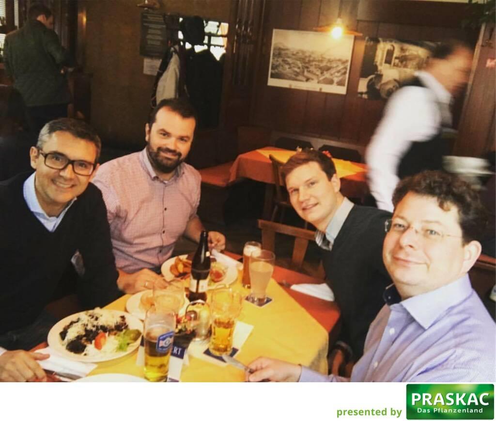 Growth Ninjas - mit Stefan Kainz, Stefan Greunz, Florian Wurz und Johannes Eichmeyer ninja-ing around (13.11.2017)
