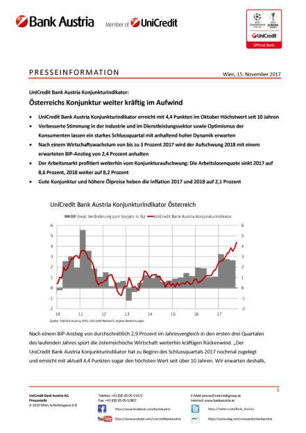 Österreichs Konjunktur weiter kräftig im Aufwind, Seite 1/5, komplettes Dokument unter http://boerse-social.com/static/uploads/file_2393_osterreichs_konjunktur_weiter_kraftig_im_aufwind.pdf (15.11.2017)